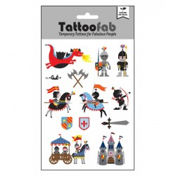 Tattoofab - Chevaliers !!!