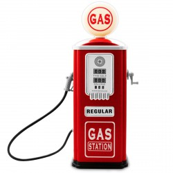 Baghera Gas Station Petrol Pump