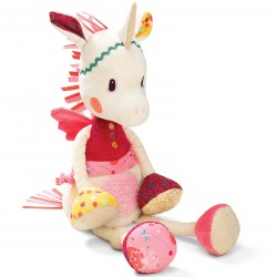 Lilliputiens - Louise - Unicorn Musical Night Light