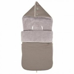 Koeka - Baby sleeping bag for buggy - Taupe
