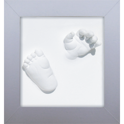 BB & Co - Foot and Hand Print - Luxe 3D