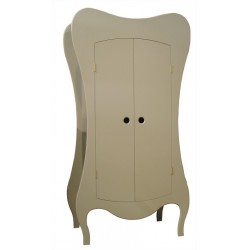 Mathy by Bols - Collection VOLUTE - Armoire 2 portes