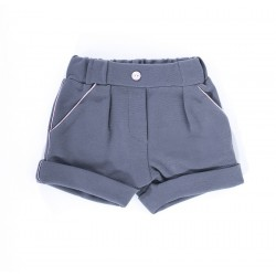 Bulle de BB - Short Anthracite