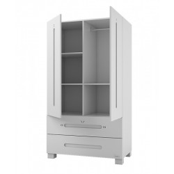 Armoire - Micuna - Blanc - Collection Doudou