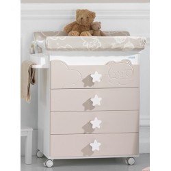 Changing Chest of Drawers - Micuna - Dolce Luce Collection