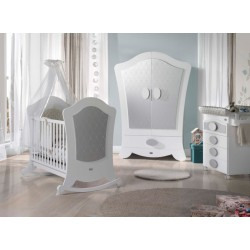 Bed Room for Baby - Micuna - Alexa Collection