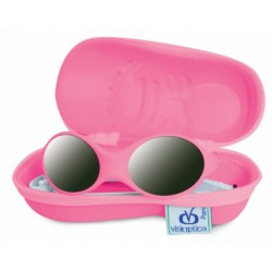 Sun Glasses for Baby - Visioptica - Camaro Duo - Pink and White