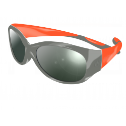 Sun Glasses for Child - Visioptica - Orange - 4 to 8 years