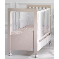 Cot with a tilting base - Micuna - Sand - Dolce Luce