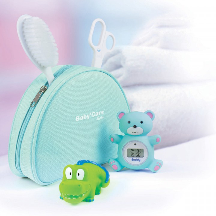 Trousse Baby' Care - Visiomed - Bain