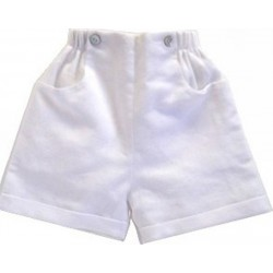 Short - Le Tablier Lilas - Anatole