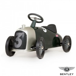 Rider Heritage Bentley - Baghera - Green