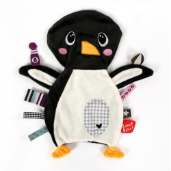 Conforter Blanket - Penguin - Label Label