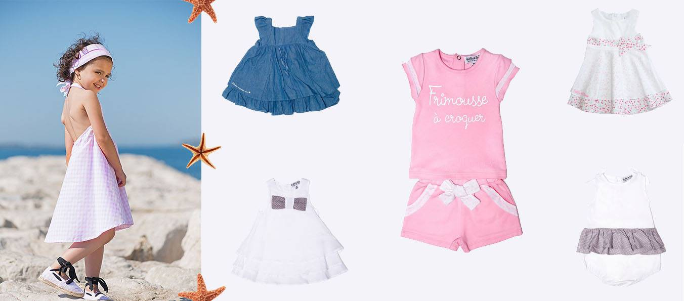 Discover our Selection of Girl Clothes !!!