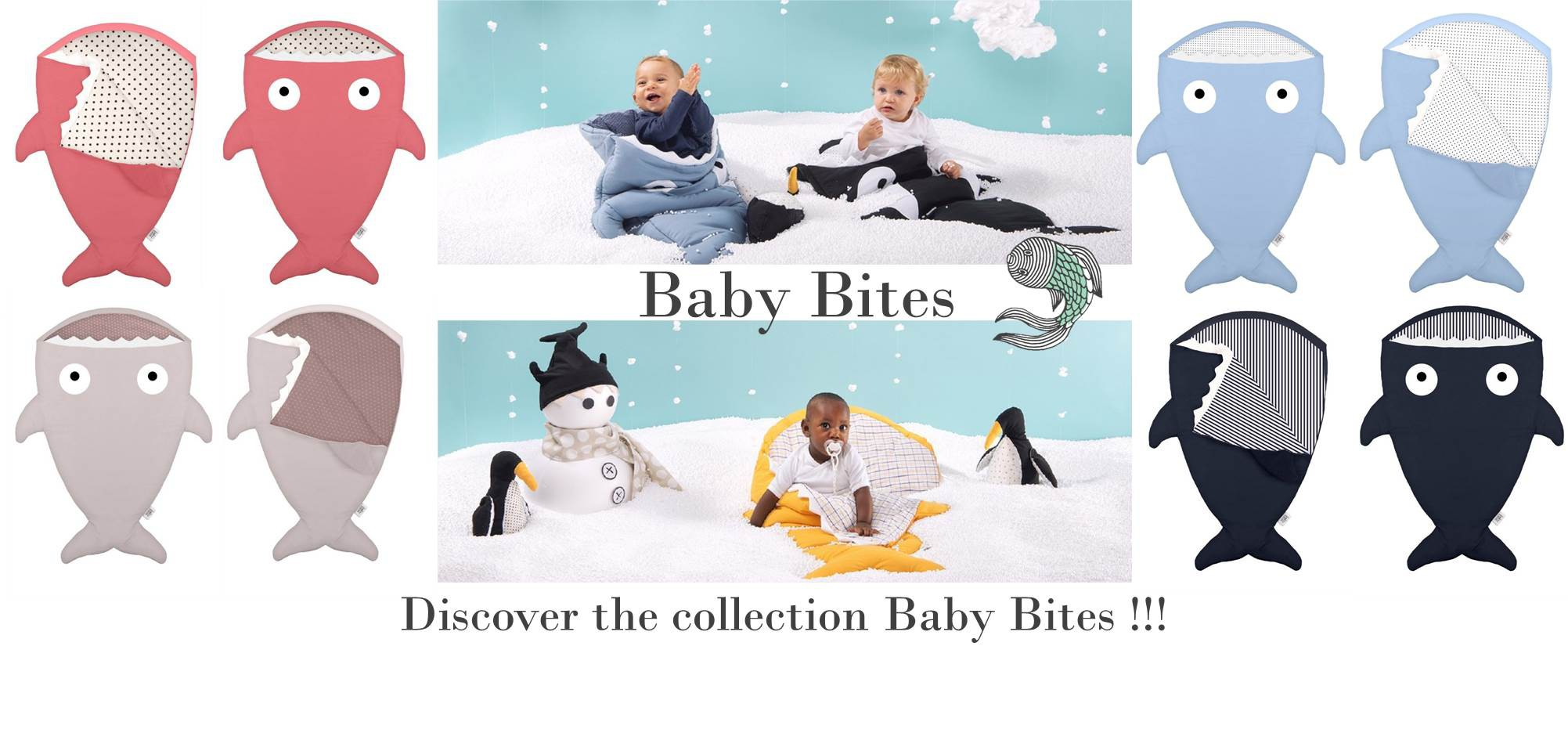Discover the collection Baby Bites