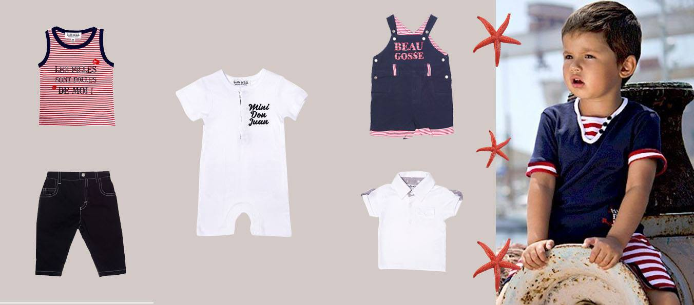 Discover our Selection of Boy Clothes !!!